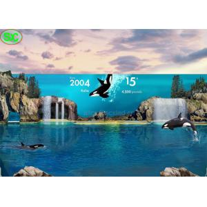 China Outdoor P10 Multi Color RGB LED Display Waterproof IP65 , Advertising LED Screen on sale