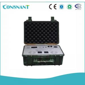 China Portable Solar Power Inverter Pure Sine Wave Output AC/DC Power Supply 52V 68Ah on sale