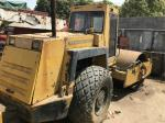 Original colour  Second Hand Road Roller , Bomag Bw217d Pneumatic Roller Compactor