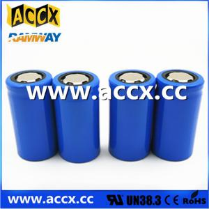 China ICR18350HP 700mAh 3.7V  Electronic cigarette batteries 20C discharge on sale