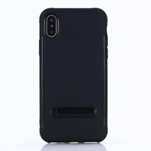 Quality Iphone X Protective Phone Covers , Ultra Slim Phone Case Stand Holder for sale