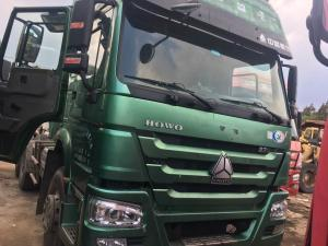 China left steering ,right steering second hand  used howo tractor truck head on promotion on sale
