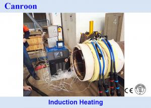 China Welding Preheating Portable Induction Heating Machine CE Certificate High Efficient and Reliable Performance on sale