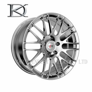 China Customize 22 Inch Aluminum Forged Wheels Five Hole High Strength on sale