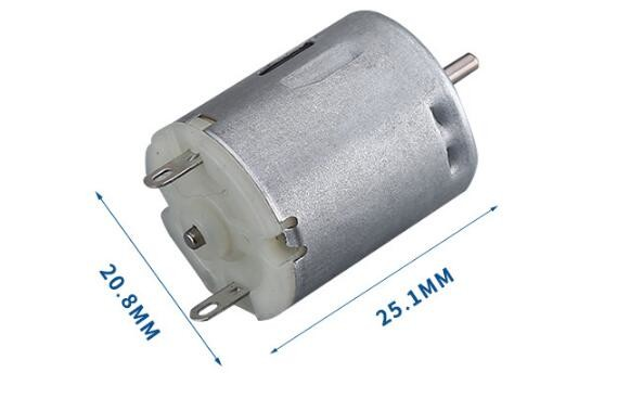 Small R140 Motor /& Fan DC 1.5V-6V 20000RPM High Speed R140 Motor DIY Toy Fan Car
