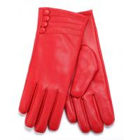 China Ladies fashion leather gloves on sale