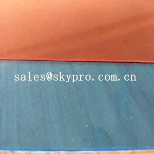 China Colorful Clear PVC Plastic Sheet Waterproof Rigid Plastic PVC Sheet on sale