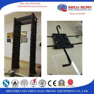 Security Commercial Metal Detector Scanner Connect Mobile