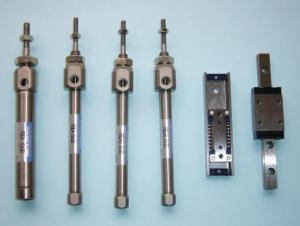 China YAMAHA SMT cylinder/guid slider used for YAMAHA pick and place equipment on sale