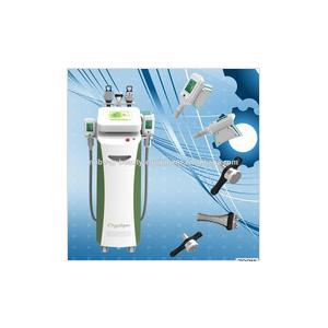 China Professional 5 handles treatment multifunction fat freeze cryolipolysis latest weight loss on sale