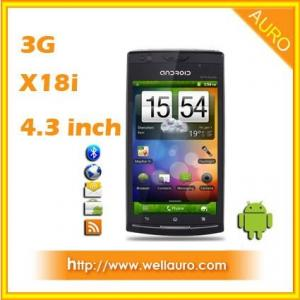 China X18I 3G 4.1 inch Capacitive Touch Screen Mobile Phone on sale