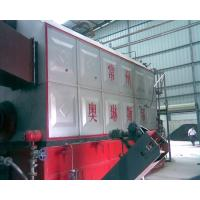 Precision Multi Fuel Gas Oil Fired Water Steam Boiler / Oil Heating Boilers