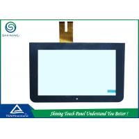 ITO Glass Capacitive Touch Panel / Digital 10 Capacitive Touch Screen