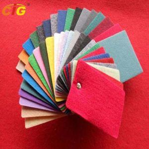 China Multi Colors Auto Carpet Fabric For Internal Decoration Plain / Brushed / Jacquard Style on sale