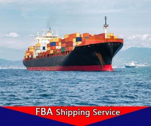 China Safety Amazon FBA Forwarder , Ocean Freight Agent China To USA LAS2 BF11 BF13 BF14 on sale
