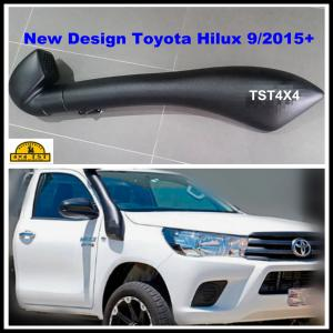 China Pure LLDPE Toyota Hilux Revo Accessories 4X4 Airtec Snorkel Kits on sale