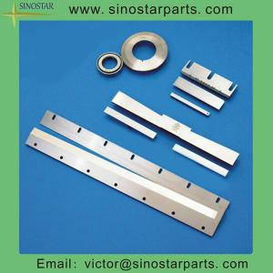 China industrial blades for plastic recycling machine on sale