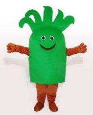 Quality custom green tree mascot cartoon cosplay costumes for kids and adults for sale