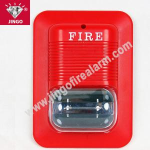 addressable fire alarm systems 2 wire strobe sounder,horn,hooter foraddressable fire alarm systems 2 wire strobe sounder,horn,hooter