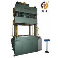 380V Green Hydraulic Deep Drawing Machine , 315T Precision Hydraulic Press