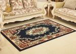 Elegant Persian Floor Rugs Persian Style Carpet Washable Non Deformation