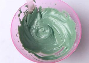 Spirulina sodium alginate mask soft mask powder for
