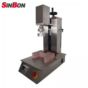 China screw capping machine manual plastic bottle capping machines on sale