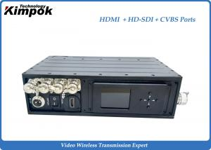 China NLOS Wireless COFDM Video Transmitter , HD Digital AV Transmitter with Encryption on sale