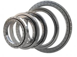 China hoisting machinery slewing bearing, slewing ring for crane, lifting appliance swing bearing, turntable bearing on sale