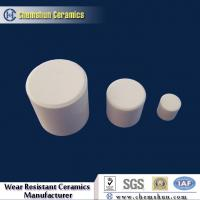 Chemshun Alumina Ceramic Cylinder/Rods as Wear Resistant Linings Supplier