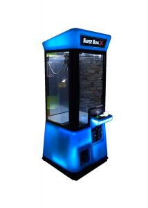 China Plastic Claw Crane Machine / Toy Or Capsules Claw Vending Machine on sale