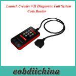 China Original Launch Creader VII Diagnostic Full System Code Reader wholesale