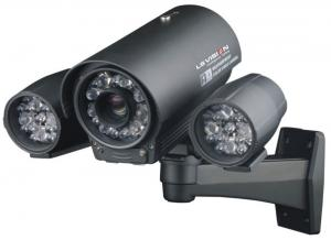 China 1/3 Sony Super HAD CCD 420TVL Bullet CCTV Cameras With Anti-reflection Glass on sale