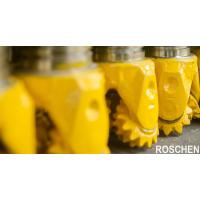 Yellow Tricone Drill Bit Roller & Drag Bits For Water Well Oil Gas Well Drilling