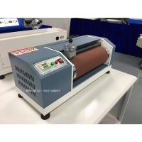 DIN Abrasion Testing Machine For Test Ing Wear Resistance Of Elastic Material