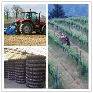 China AGR tyre tractor tire  farm tyre 14.9-24 high quality on sale