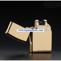China double arc USB electric lighter cigarette lighter usb cigarette lighter on sale