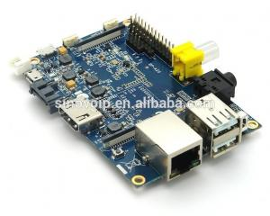 China Original BPI-M1 Banana Pi A20 Dual Core 1Ghz 1GB RAM Open-source board on sale