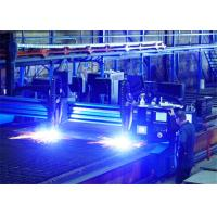 China CNC Flame Computerized Automated Plasma Cutter Hypertherm High Precision on sale