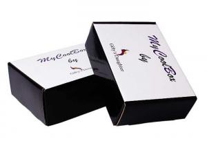 China 750g - 1200g CCNB Decorative Paper Boxes , Embossing Hard Cardboard Boxes on sale