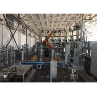 Bulldozer Beam Auto Welding Machine / Tipping Factory Automation Solutions