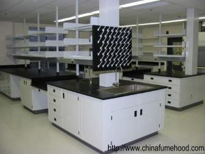China Escritorio del laboratorio del estándar internacional con el cajón de acero en frío on sale