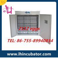2112 eggs incubator Automatic incubator hot product LH-12