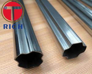 China Hot dip Galvanized Octagonal special shape steel tube used for sale allibaba china on sale