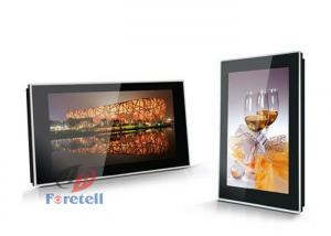 China Indoor Advertising Usage Interactive Touch Screen LCD Display Monitor 55 High Contrast on sale