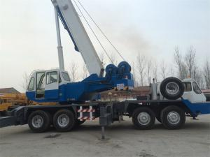 China Very Easy to Operater Used Auto Mobile Crane For Sale , Construction Mobile Cane GT650E on sale