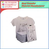 A4 printing A+B Laser self weeding for light colored fabric all color laser printer heat transfer paper