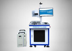 China 3W 5W 355 nm UV Laser Marking Machine For Plastic / Battery Chargers ISO Approved on sale
