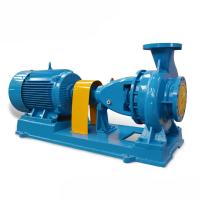 Johames ISW Horsepower Horizontal Centrifugal Sea Water Transfer Bronze Pump