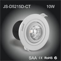 Zhongshan Guzhen led eyeball cob down light 10W Jinsun lighting
